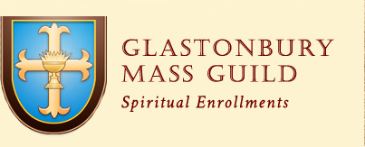 Glastonbury Mass Guild: Spiritual Enrollments Logo